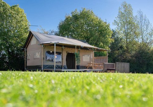 Photo of Lodge: Safari 2-Bed Tent Lodge with Hot Tub