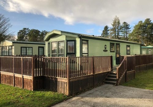 Photo of Holiday Home/Static caravan: Willerby Winchester