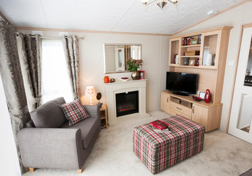 Photo of Holiday Home/Static caravan: Pet-friendly Platinum with Deck 3 bed caravan