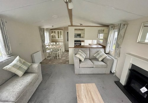 Photo of Holiday Home/Static caravan: Europa Willow