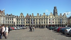 Town nearby: Arras (© By Wolf Meusel (talk· contribs) (Self-photographed) [Public domain], via Wikimedia Commons)