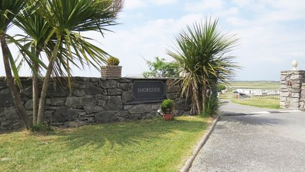 Anglesey holidays - Shoreside Caravan Park, Isle of Anglesey