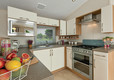 Caravan Hire - Kitchen
