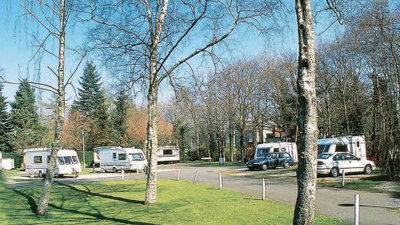 Picture of Derwentwater Camping and Caravanning Club Site, Cumbria