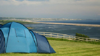 Picture of Sea Barn Camping Park, Dorset, South West England