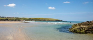 Staycations 2021 - Crantock Beach, Newquay, Cornwall
