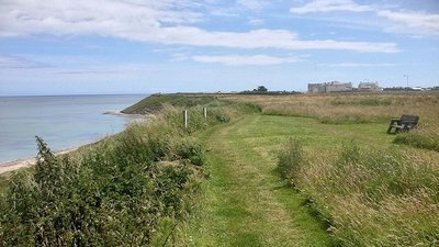 South Wexford Coastal Path, Rosslare Harbour  (© © Copyright David Dixon (https://www.geograph.ie/profile/43729) and licensed for reuse (https://www.geograph.ie/reuse.php?id=5320700) under this Creative Commons Licence (https://creativecommons.org/licenses/by-sa/2.0/).)