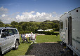 Motorhome and caravan pitches
