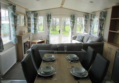 Photo of Holiday Home/Static caravan: Carnaby Silverdale