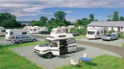 Picture of Edinburgh Caravan Club Site, Lothian
