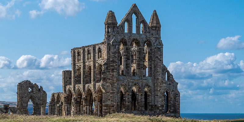 Walking Trails: A Guide to the National Trails in North-East England - Whitby Abbey