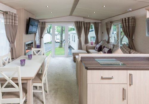 Photo of Holiday Home/Static caravan: 2 Bed Dog Friendly Classic Extra Caravan