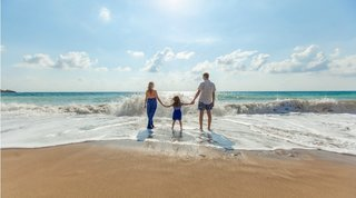 Family-friendly holidays - Family camping sites
