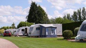Holidays in Devon - Ross Park Caravan Park
