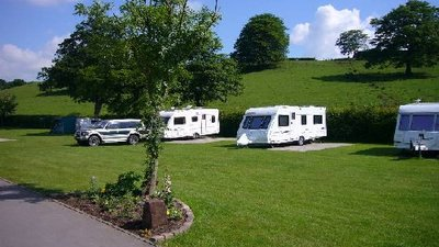 Picture of Glencote Caravan Park, Staffordshire, Central North England