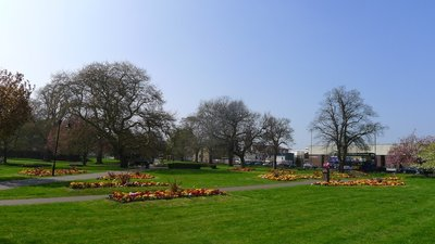 St James Park, King's Lynn  (© © Copyright Tim Heaton (https://www.geograph.org.uk/profile/3240) and licensed for reuse (https://www.geograph.org.uk/reuse.php?id=5356781) under this Creative Commons Licence (https://creativecommons.org/licenses/by-sa/2.0/).)