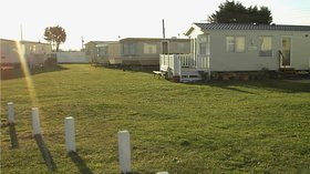 Grey Tower Holiday Park in Sussex - Tranquil surroundings