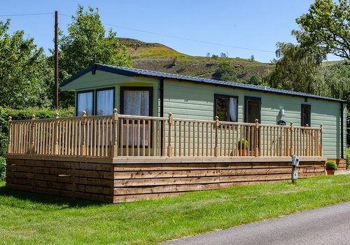 Photo of Holiday Home/Static caravan: The Danbury