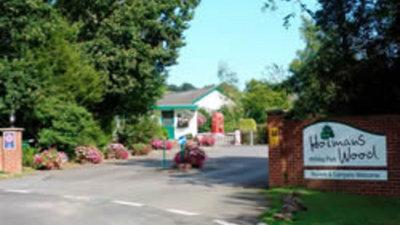 Picture of Holmans Wood Caravan Park, Devon, South West England