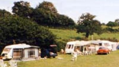 Campsite at Pennance Mill Farm Chalet and Camping Park