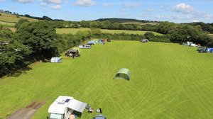 Devon holidays - Riverside Caravan & Camping Park