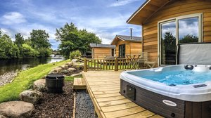 Self-catering holiday in Perthshire holiday in Scotland - Braidhaugh Holiday Park