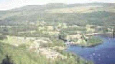 View of Ballintuim Caravan Park, Perth & Kinross