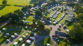 Holidays in Derbyshire - Laneside Caravan Park, Hope Valley