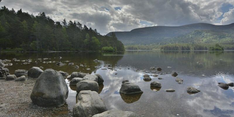 Loch an Eilein - <i>Loch an Eilein</i>