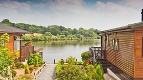 Holidays in Winsford, Cheshire - Lakeside Caravan Park