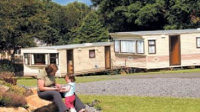 Picture of The Village Holiday Park, Ceredigion