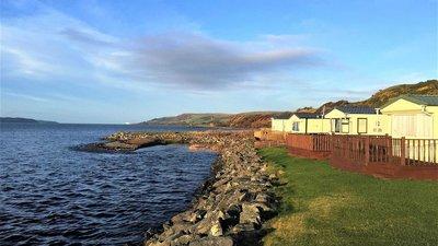 Holidays in Dumfries & Galloway - Ryan Bay Caravan Park, Stranraer