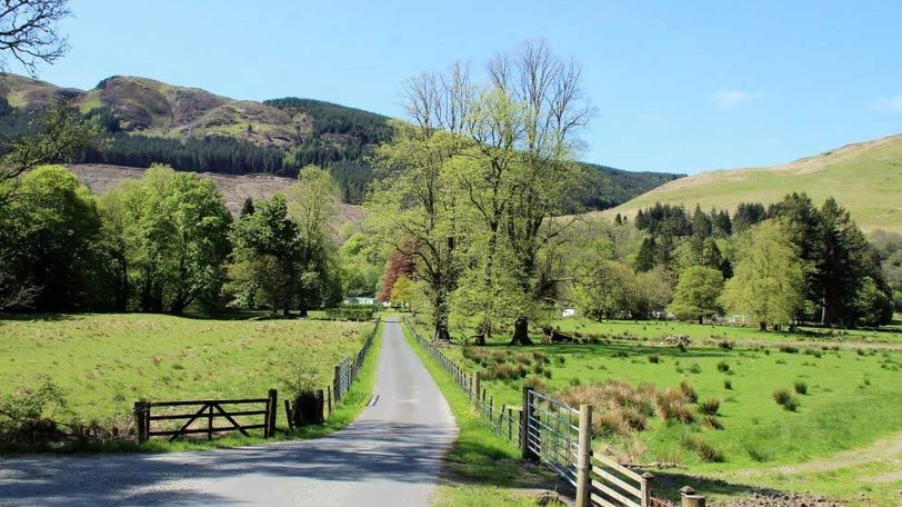 Holidays in Argyll, Scotland - Glendaruel Caravan & Camping Park