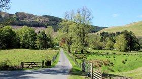 Argyll and Bute campsite Scotland - Glendaruel Caravan & Camping Park