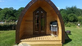 Picture of a Camping pod  - We offer great camping alternative - glamping in one of our camping pods