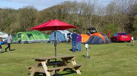 Holidays in Aberystwyth - Aeron View Camping