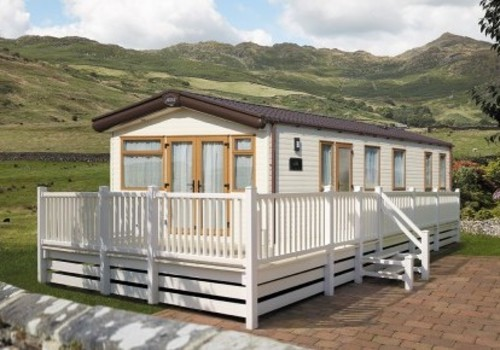 Photo of Holiday Home/Static caravan: ABI UK Ltd Elan