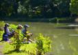 Fishing at Wooda