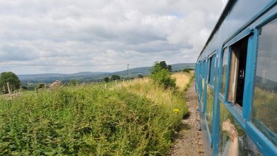 View from the Wensleydale Railway  (© © Copyright Ashley Dace (https://www.geograph.org.uk/profile/29497) and licensed for reuse (http://www.geograph.org.uk/reuse.php?id=2536916) under this Creative Commons Licence (https://creativecommons.org/licenses/by-sa/2.0/).)