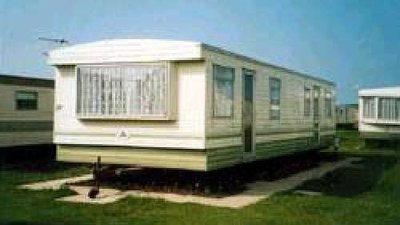 Static holiday home at Trusville Holiday Village, Lincolnshire