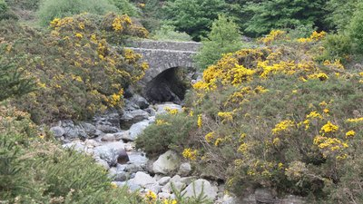 Bloody Bridge, Newcastle, County Down (© Ardfern [CC BY-SA 3.0 (https://creativecommons.org/licenses/by-sa/3.0) or GFDL (http://www.gnu.org/copyleft/fdl.html)], from Wikimedia Commons (GFDL copy: https://en.wikipedia.org/wiki/GNU_Free_Documentation_License, original photo: https://commons.wikimedia.org/wiki/File:Bloody_Bridge,_Newcastle,_County_Down,_May_2010_(13).JPG))