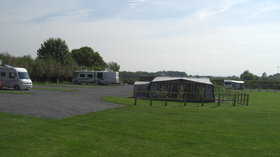 View of Bosworth Caravan Park