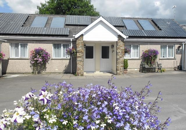 Self catering holiday cottages at Stone Pitt