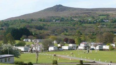 Picture of Llwyngwair Manor Caravan Park, Pembrokeshire, Wales