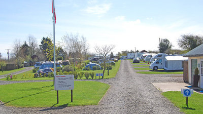 Picture of Barley Meadow Caravan and Camping Park, Devon
