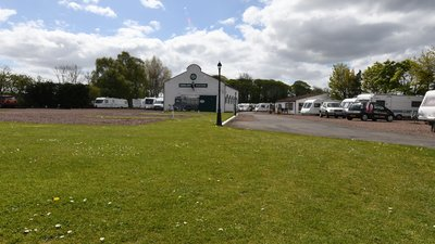 Aberlady Station Caravan Park