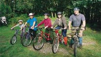 Picture of Coniston Park Coppice Caravan Club Site, Cumbria - Cycling is available near park