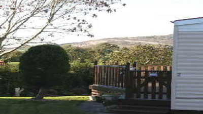 Picture of Northside Caravan Park, Lancashire, North of England - The view from the static holiday homes at Northside  CP