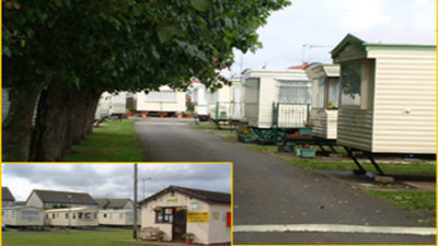 Our static caravans