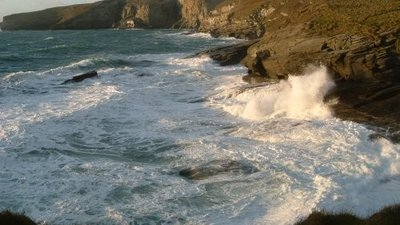 Coast nearby